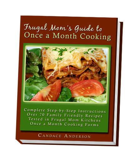 Frugal Mom's Cookbook