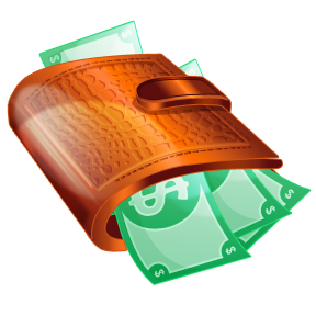 Fat Dollar Wallet